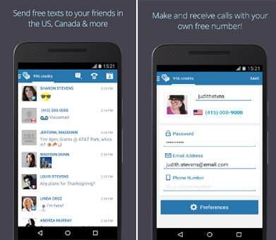 textme app in hindi