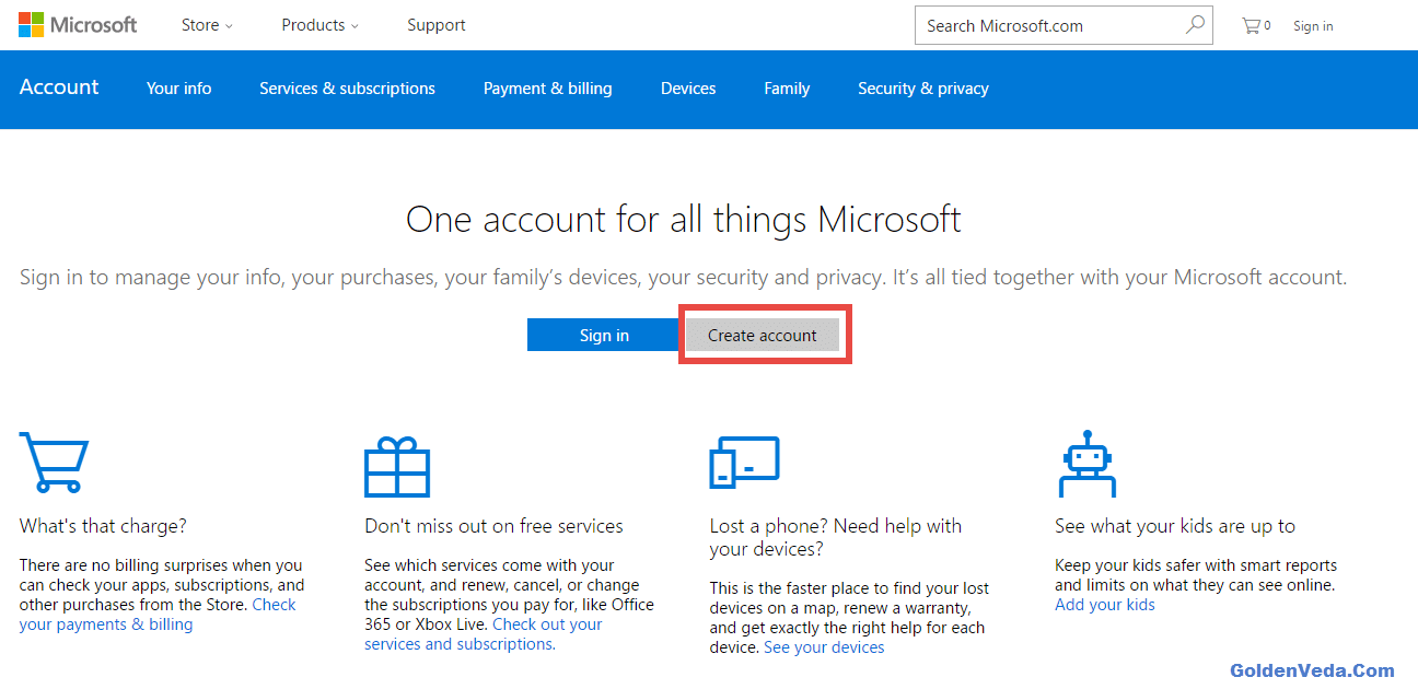 microsoft-hotmail-account-sigin-up-page