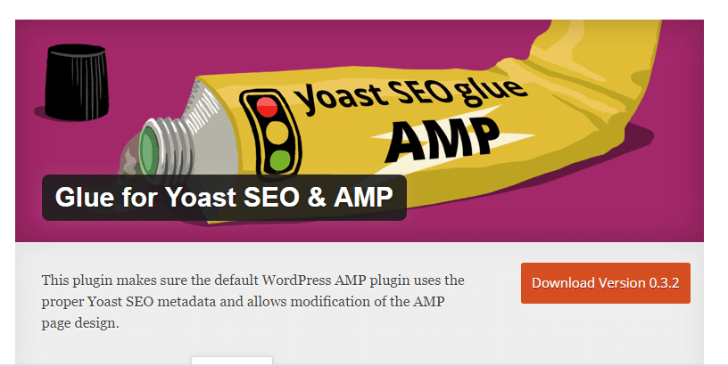 Glue for Yoast SEO & AMP Hindi