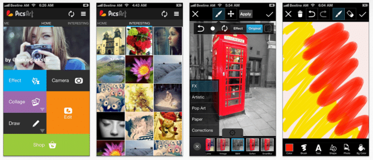 PicsArt Photo Studio hindi
