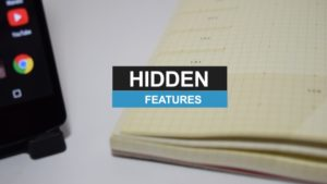 android hidden fetures in Hindi